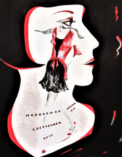Merta Regina - Modeschau 1. September 2017