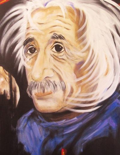 Regina Merta - Materie - Raum - Zeit - Albert Einstein